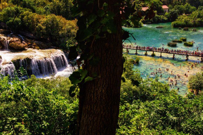 Parcul National Krka – Destinatii Spectaculoase in Croatia