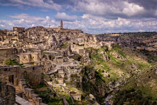 Matera – Labirintul de piatra din Basilicata