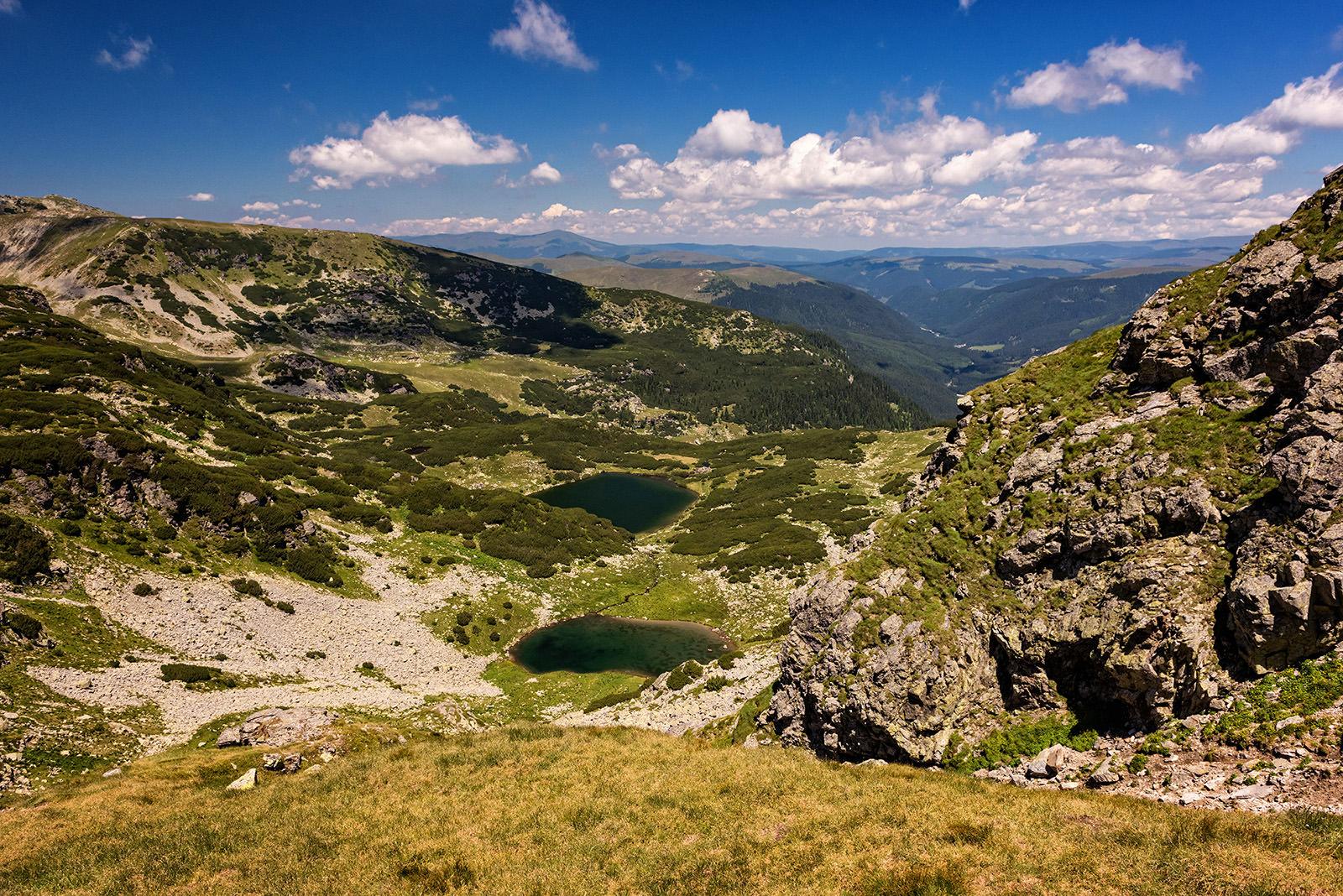 Lacul Calcescu si Lacul Vidal