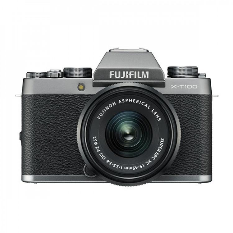 Aparate foto calatorie Fujifilm X-T200