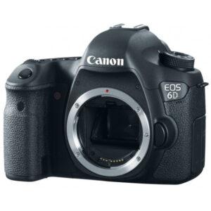 Aparate foto pentru calatorie Sony Canon EOS 6D