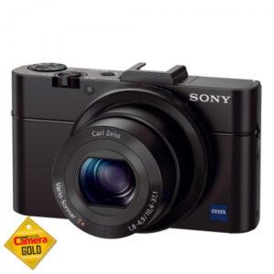 Aparate foto pentru calatorii - Sony RX100 II