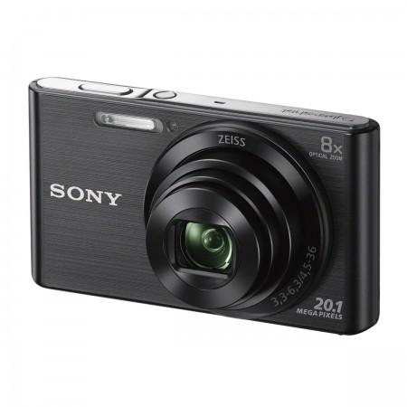 Aparate foto pentru calatorii Sony W830