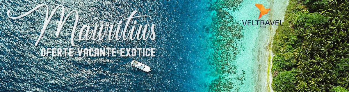 Destinatia Mauritius - Vacante Exotice