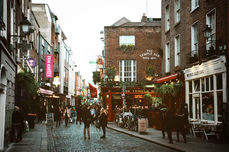 Dublin Irlanda – Calatorii in 500 Cuvinte