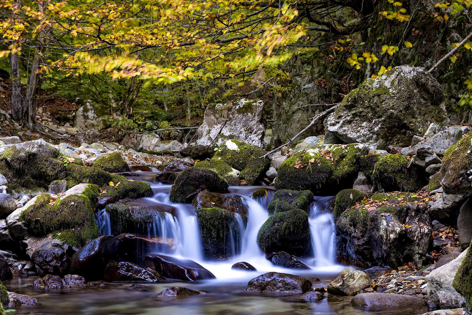 Judetul Gorj - Valea Suseni