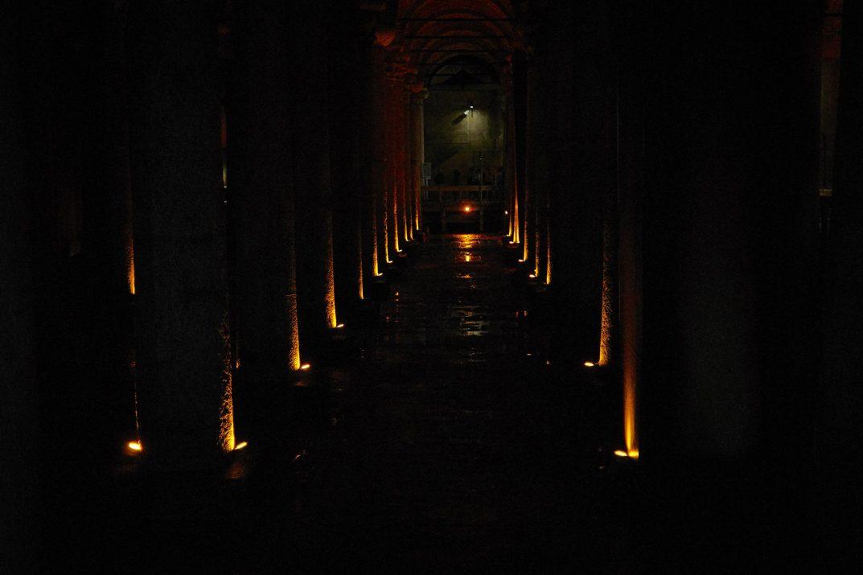 Basilica Cistern Istanbul 01