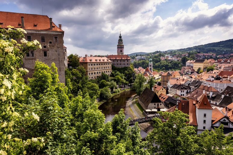 Orasul Cesky Krumlov – Calatorie in Cehia Medievala