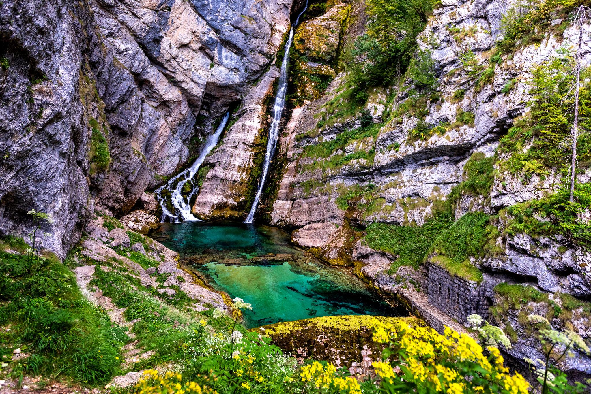 Parcul Triglav - Cascada Savica