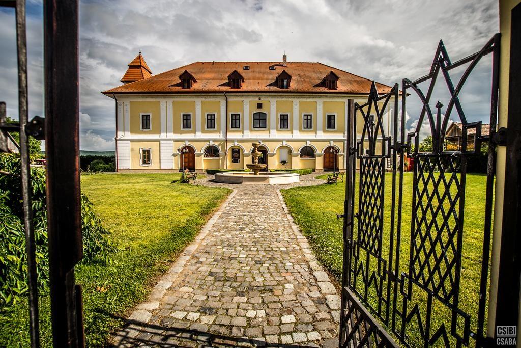 unitati cazare inedite Romania - Pensiunea Castel Haller