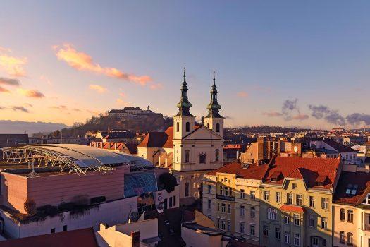 Orasul Brno – Destinatie Unica in Cehia