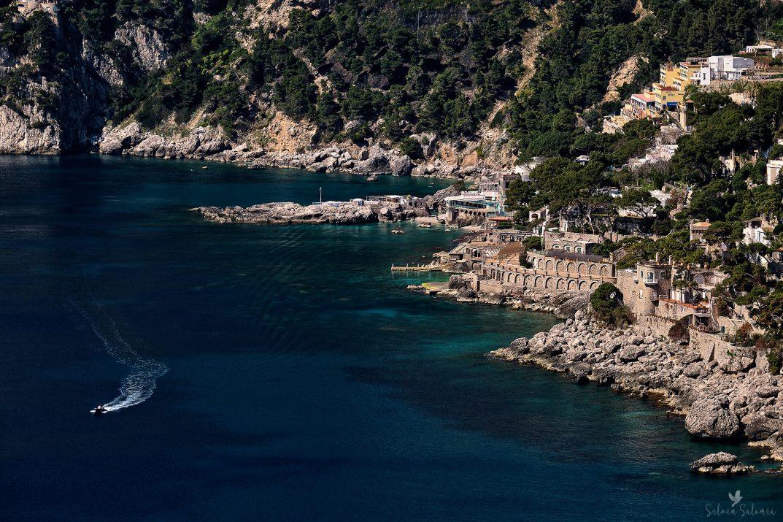 Insula Capri - Calatorie spre insula Capri din Napoli