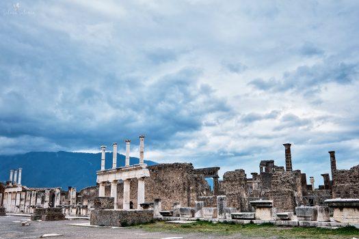 Situl Arheologic Pompeii – Calatorie in Tragedia de la Pompeii