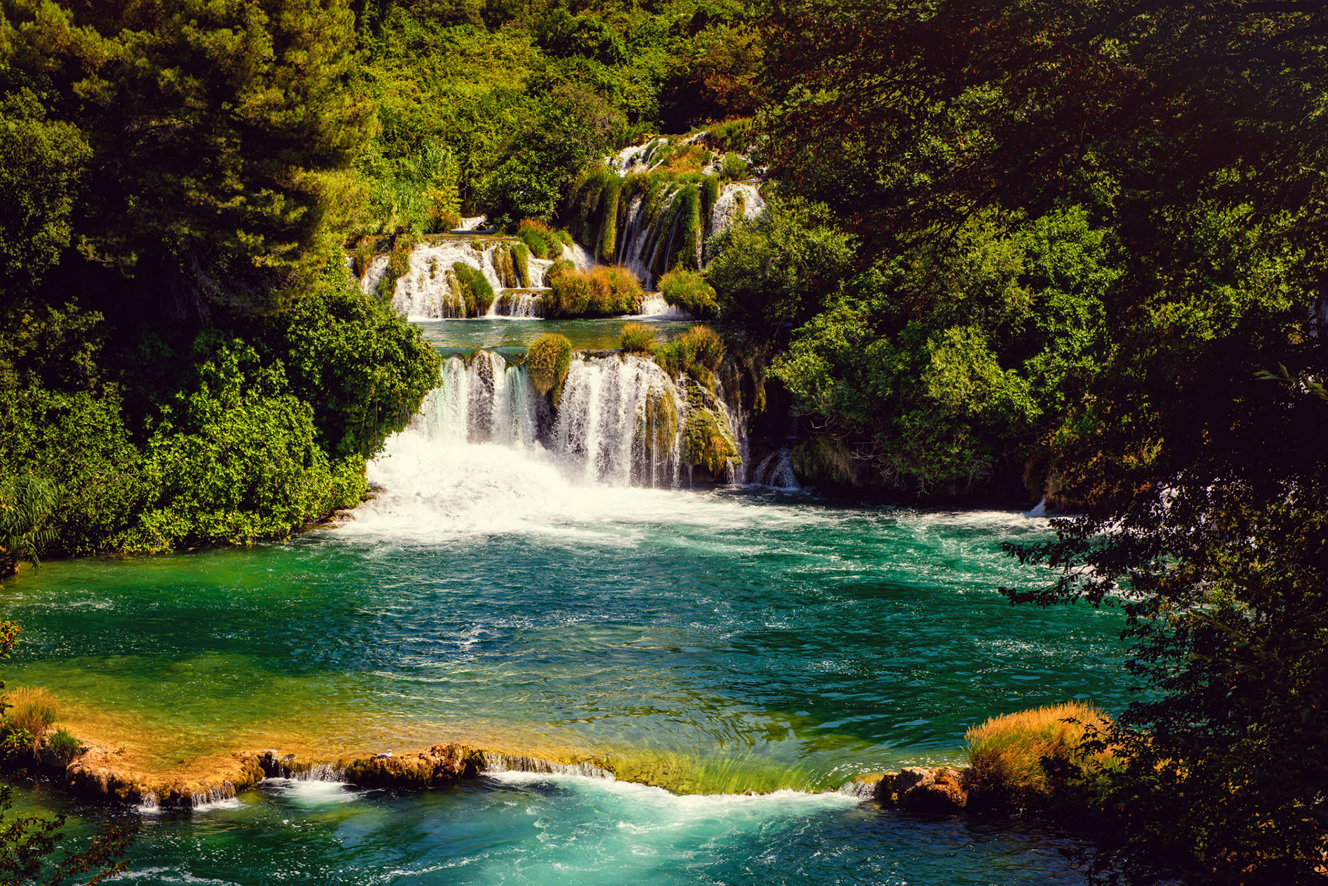 Parcul Krka Croatia