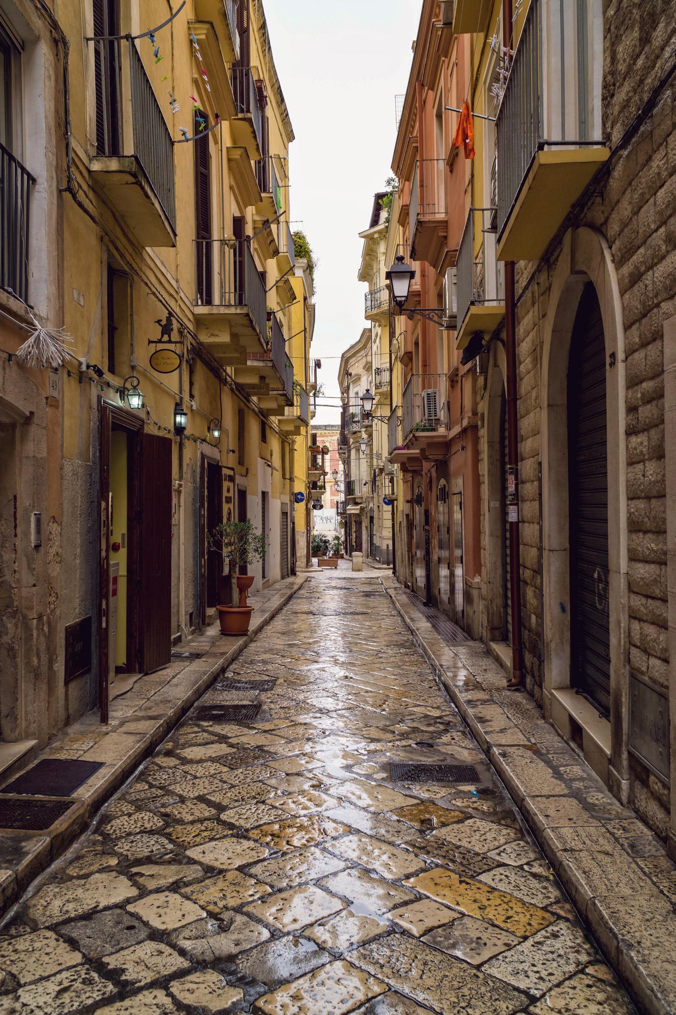 Visit of Bari Puglia