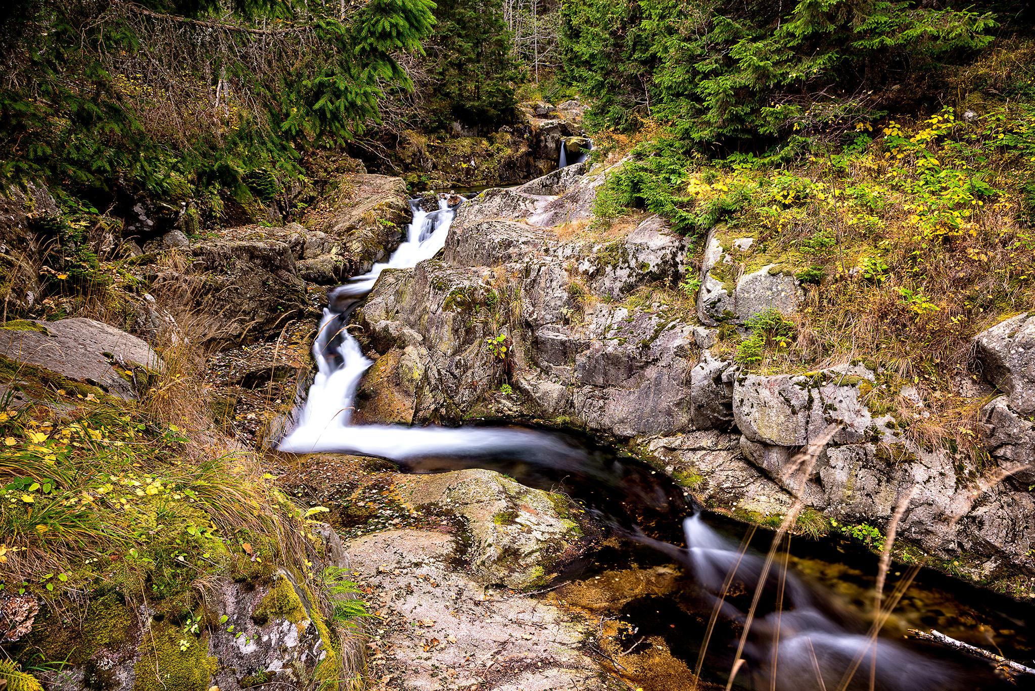 Tara Hategului - Cascada Lolaia 2