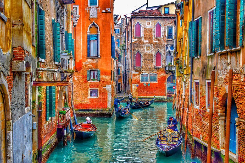 Calatoria in Venetia