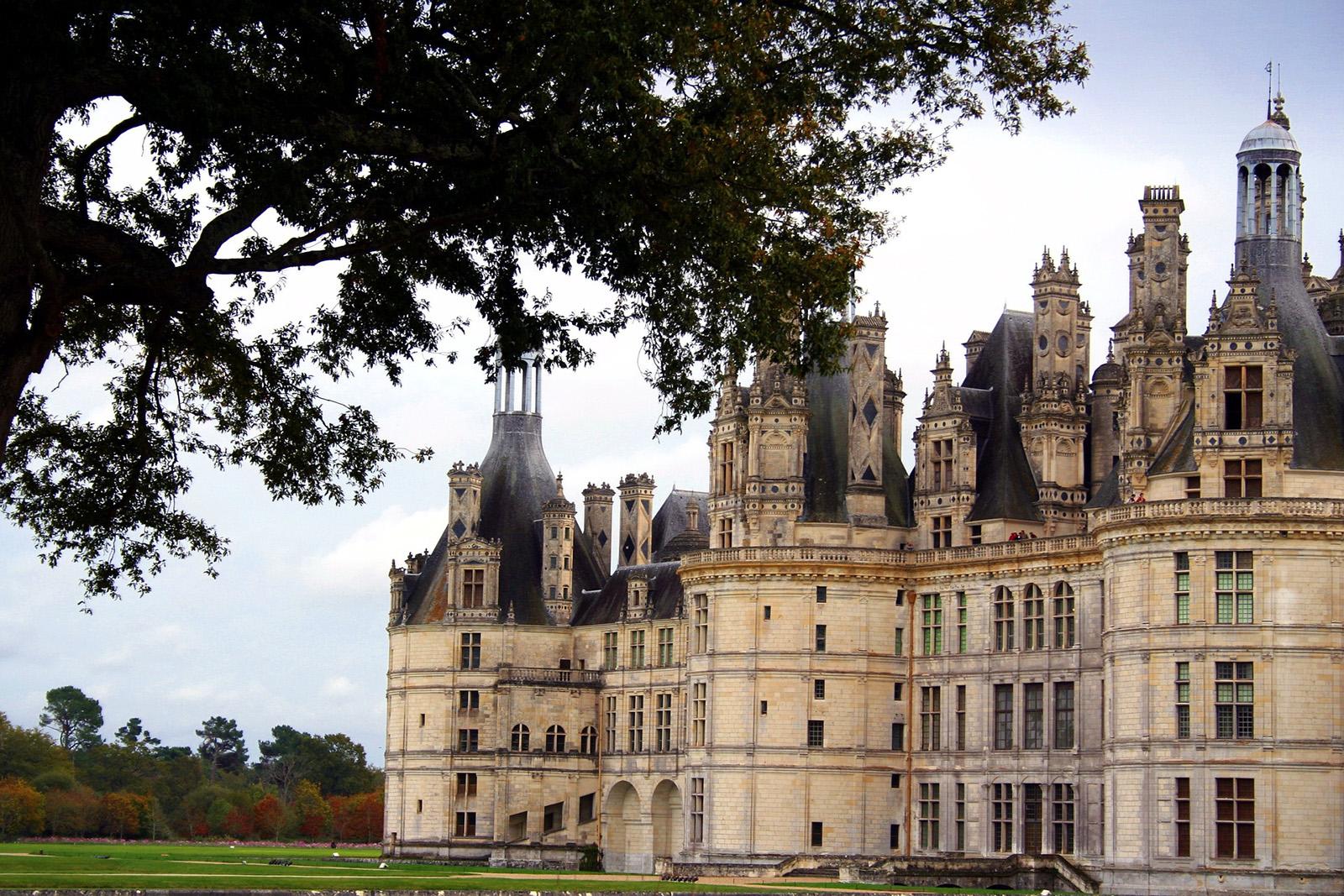 Circuit in Franta - Vizita Castelul Chambord