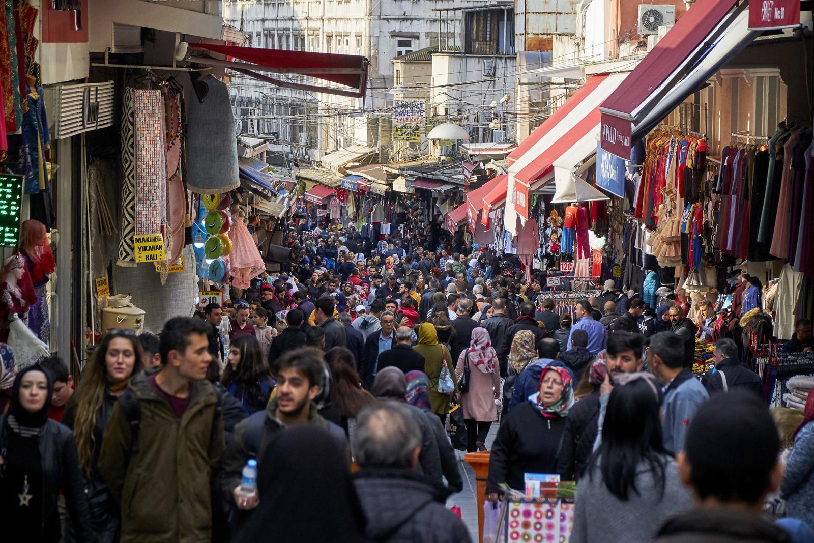Istanbul - Cumparaturi in Istanbul