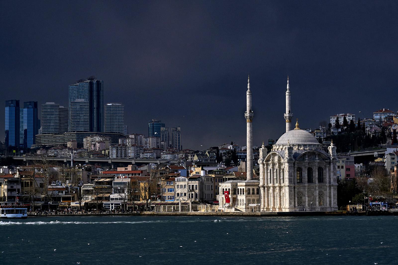 Istanbul - Croaziera pe Bosfor