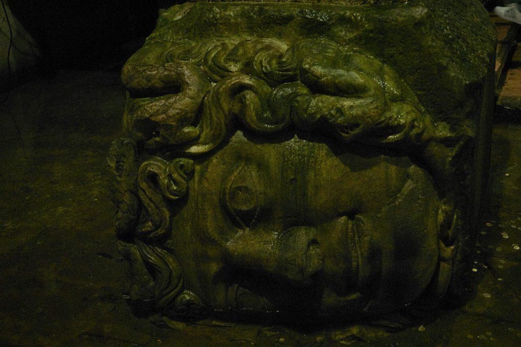 Basilica Cistern Istanbul 03