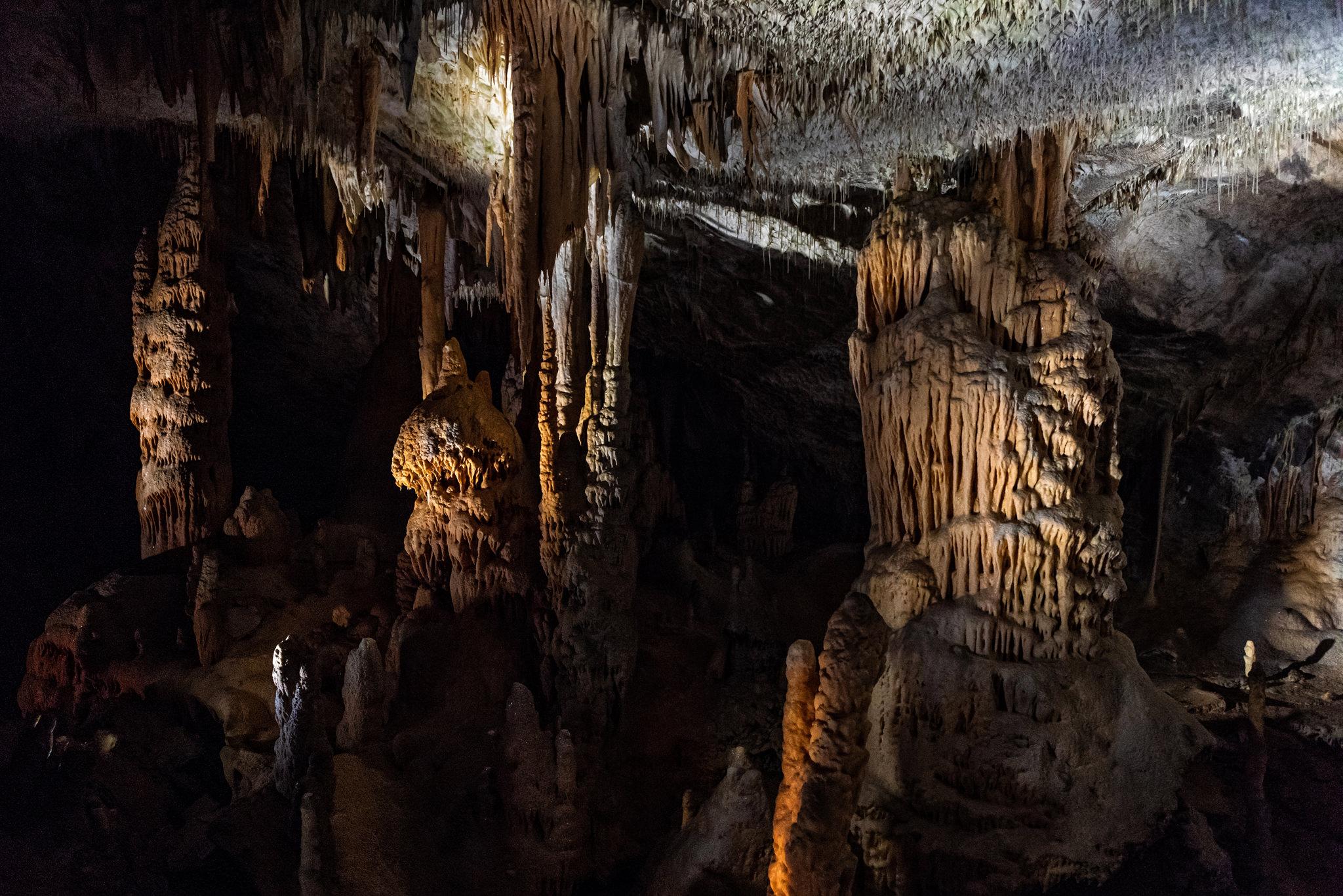 Destinatii Turistice Slovenia - Pestera Postojna Slovenia