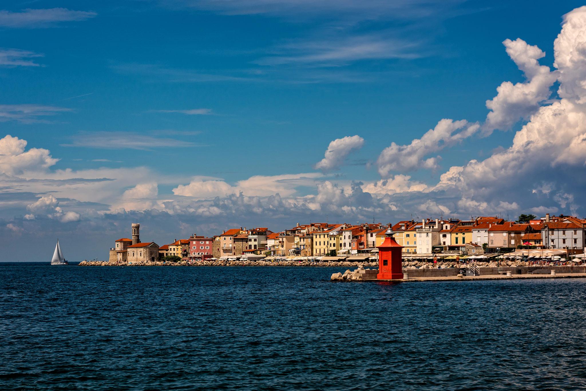 Destinatii Turistice Slovenia - Orasul Piran in Slovenia