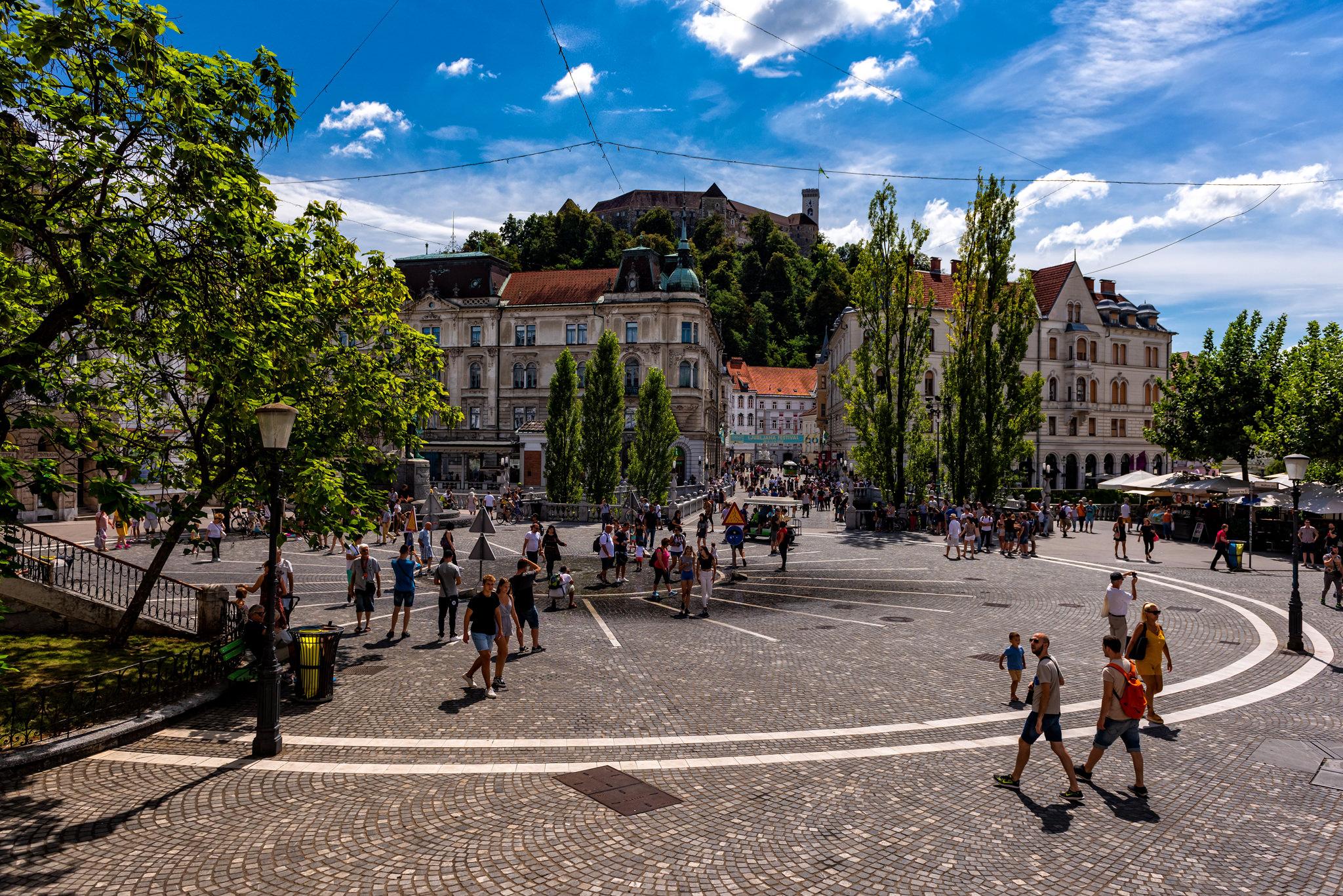 Destinatii Turistice Slovenia - Vizita Ljubljana