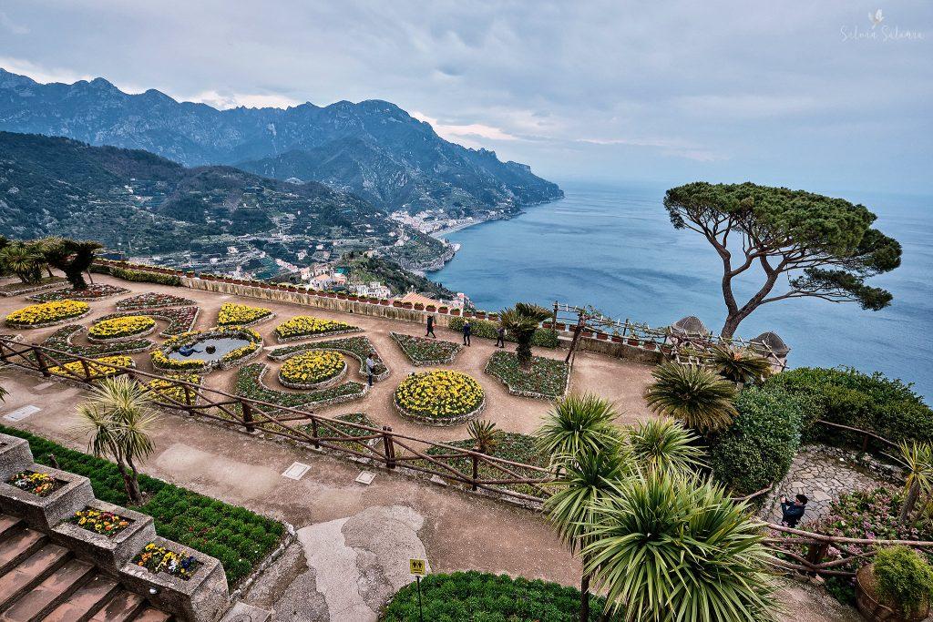 Coasta Amalfi - Calatorie pe coasta Amalfi