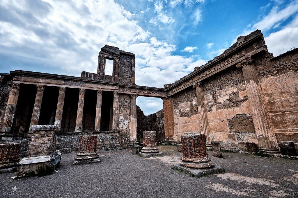 Situl Arheologic Pompeii