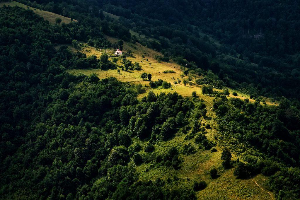 Biserica din Inelet Valea Cernei