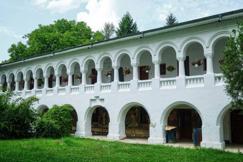 Manastirea Caldarusani langa Bucuresti