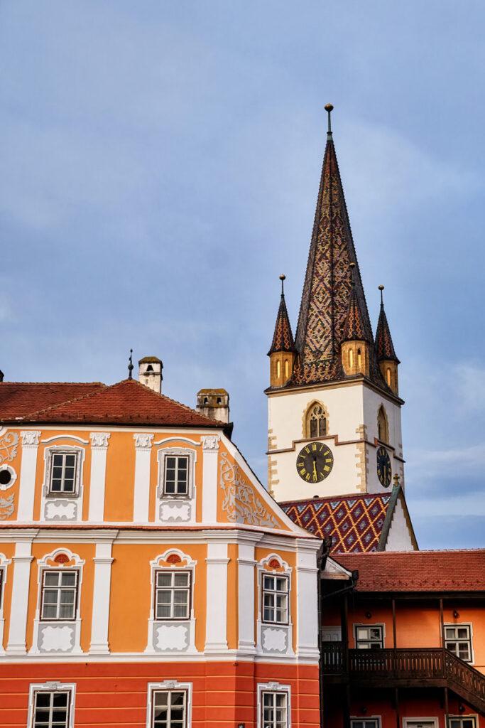2 Zile in Sibiu - Ghid Turistic Sibiu