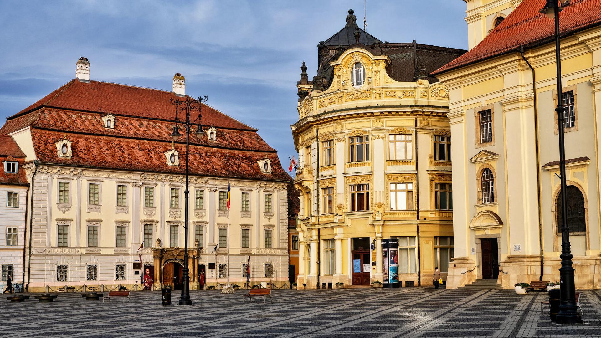 Sibiu Ghid Turistic